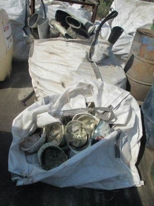 Picture of MONTHLY AUCTION - March 2021 - Ferrous and Non Ferrous - Used Discarded Hard Hats