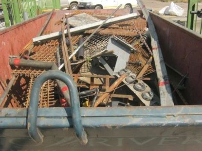 Picture of MONTHLY AUCTION - March 2021 - Ferrous and Non Ferrous - Used Discarded Steel Thicker Than 2mm