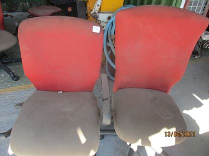 Picture of April 2021 - Used Discarded  Office Chairs Item No 586