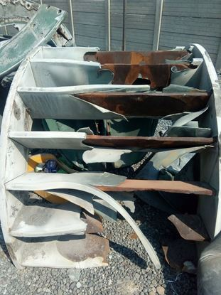 Picture of MONTHLY AUCTION – July 2021 – Ferrous and Non Ferrous – Used Discarded Scrap Steel Mixed With Rubber