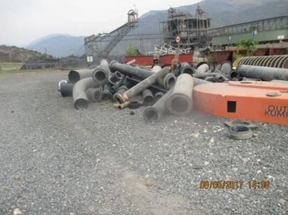 Picture of MONTHLY AUCTION – July 2021 – Ferrous and Non Ferrous – Used Discarded Black HDPE Pipes