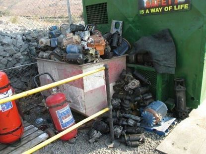 Picture of MONTHLY AUCTION – October 2021 – Ferrous and Non Ferrous – Used Discarded Electrical Motors