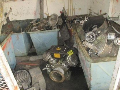 Picture of MONTHLY AUCTION – October 2021 – Ferrous and Non Ferrous – Used Discarded Aluminium