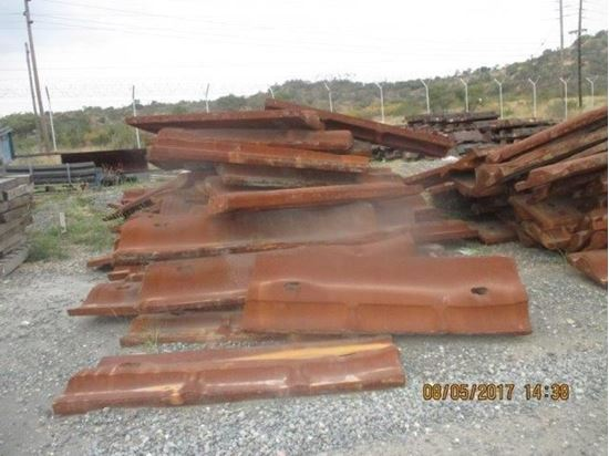Picture of MONTHLY AUCTION – October 2021 – Ferrous and Non Ferrous – Used Discarded Chrome Mill Liners